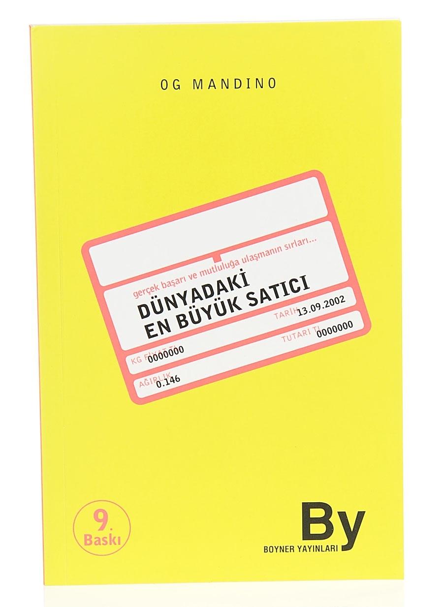 Standart Boyner Yayınları Kitap
